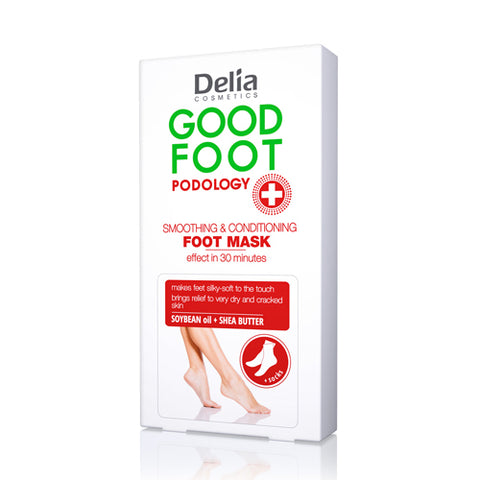 Smoothing Foot Mask | Good Foot