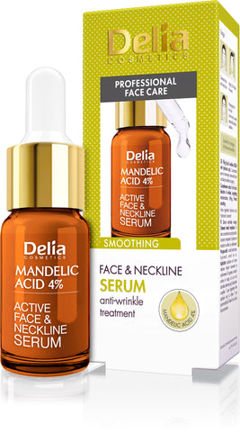 Smoothing Face & Neckline Serum