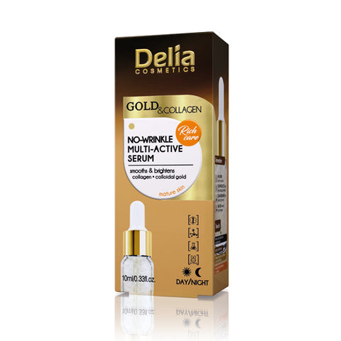 Smoothing No-Wrinkle Multi Active Serum | Delia