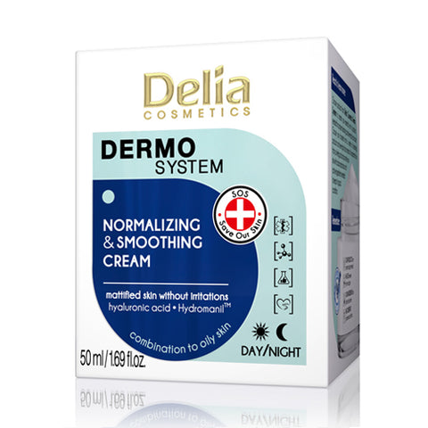 Normalizing & Smoothing Cream | Delia