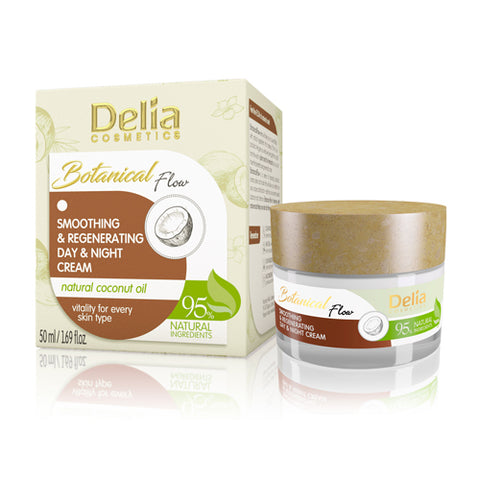 Smoothing Day & Night Cream | Delia