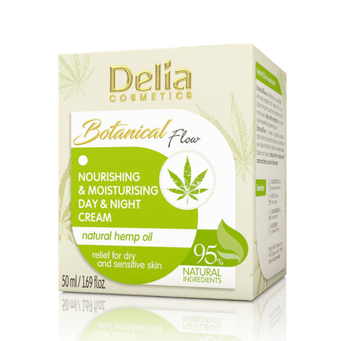 Nourishing Day & Night Cream | Delia