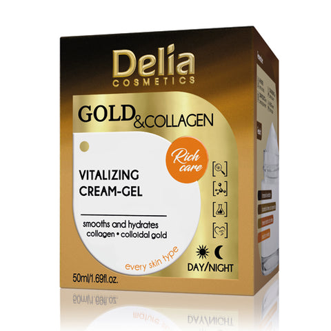 Vitalizing Cream Gel | Delia