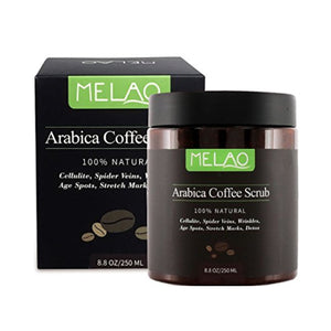 Arabica Kaffe Skrub | Melao - Just Beauty