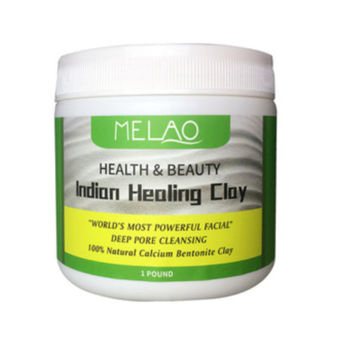 Indian Facial Healing Clay | Melao