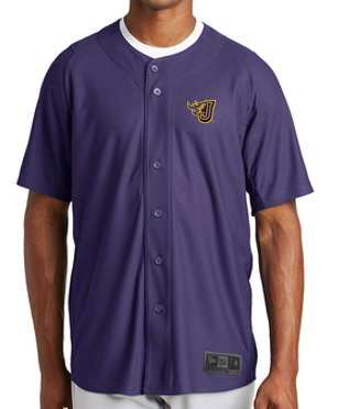 Summer PTO '20 - Adult/Unisex New Era Diamond Full-Button Jersey (EMB)