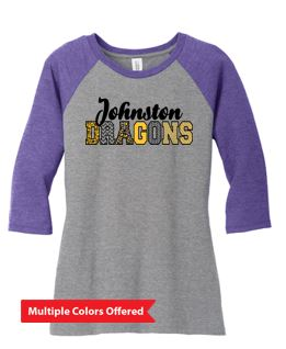 Fall PTO '20 - Ladies 3/4-Sleeve Raglan (Ladies Design)