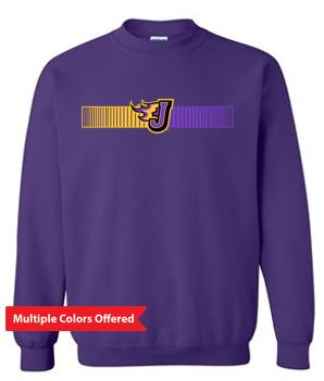 Winter PTO '20 - Adult Crewneck Sweatshirt (Barcode)