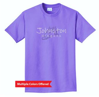 Spring PTO 2021 - Youth/Adult Garment-Dyed T-Shirt (Script Design)