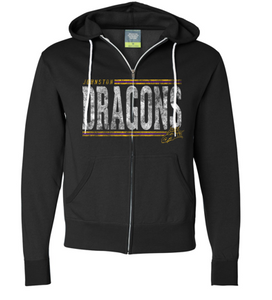 JCSD - DRAGONS Full-Zip Sweatshirt (Mens/Unisex)