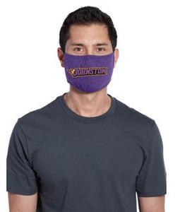 JCSD - 100% Cotton 3-Ply Fabric Face Mask (Fire Johnston)