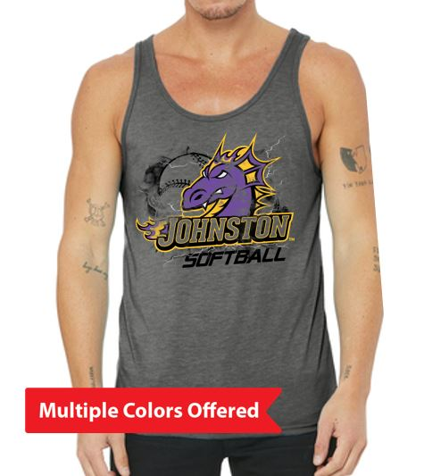 Johnston Select Softball - Adult Jersey Tank Top