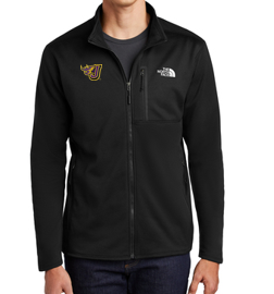 Spring PTO '20  - Adult/Unisex Black North Face Skyline Full-Zip Fleece Jacket (EMB)