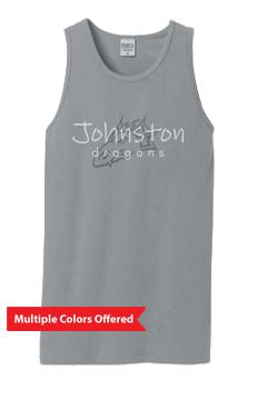 Spring PTO 2021 - Unisex Garment-Dyed Tank Top (Script Design)