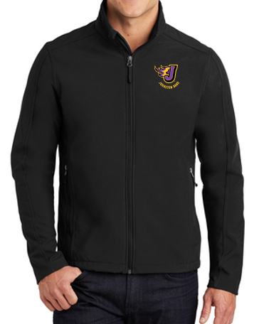Johnston Band - Adult Soft Shell Jacket (Embroidery Design)