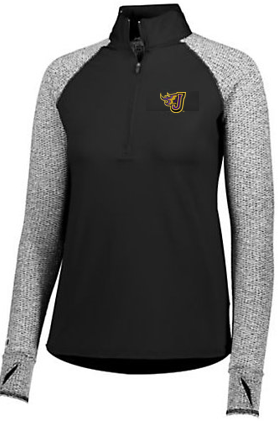 Spring PTO '20 - Ladies Axis 1/2 Zip Pullover (EMB)
