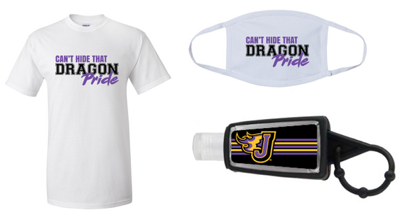 Fall PTO '20 - Youth/Adult Dragon Pride Pack (Dragon Pride)