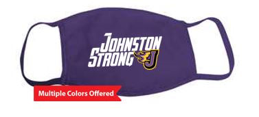 JCSD - Adult 3-Ply 100% Cotton Mask (Johnston Strong)
