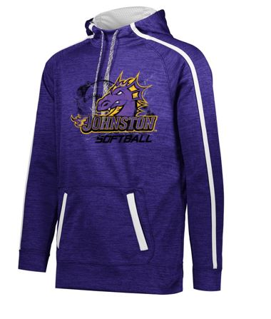Johnston Select Softball - Youth/Adult Tonal Heather Hoodie