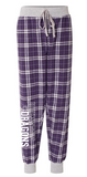 Winter PTO 19 - Ladies Flannel Jogger Pants with Pockets in Multiple Colors (Pant)