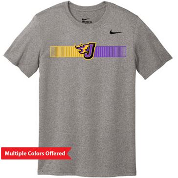 CLOSEOUT   - Adult/Youth Nike Legend T-shirt (Barcode)