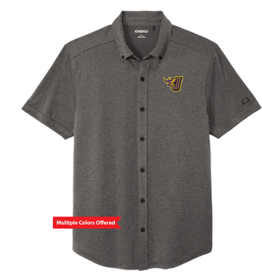 Spring PTO 2021 - Adult Gravitate Full-Button Polo (EMB)