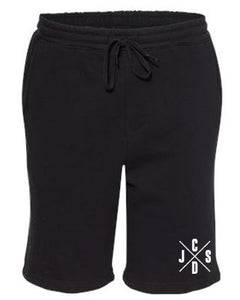 JCSD - Men's/Unisex Midweight Fleece Shorts in Multiple Colors (J/C/S/D)