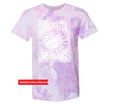 Spring PTO 2021 - Unisex Dream Tie-Dyed Tshirt (Retro Design)