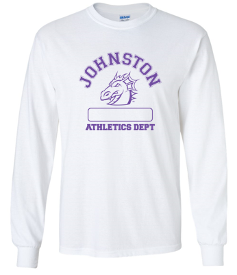 Fall PTO '20 - Youth/Adult 100% Cotton Long Sleeve Tshirt (Gym Apparel)