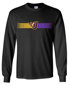 CLOSEOUT- Adult 100% Cotton Long Sleeve Tshirt (Barcode)