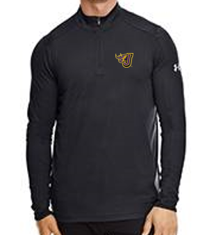 CLOSEOUT - Fire J Under Armour Tech Quarter-Zip (Mens/Unisex)