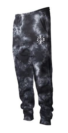 JCSD - Men's/Unisex Tie-Dye Fleece Pants (J/C/S/D)