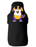 JCSD - Dragon Body Dog Tshirt in Various Colors