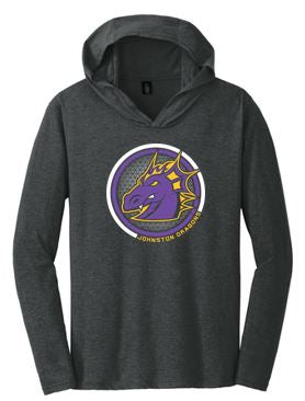 Spring PTO 2021 - Youth/Adult Long Sleeve Hooded T-Shirt (Circle Design)