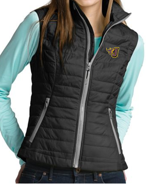 Winter PTO 19 - Fire J Quilted Vest (Ladies)