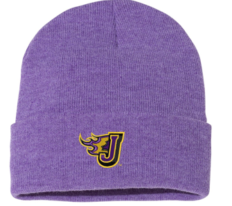 CLOSEOUT - Cuff Beanie in Multiple Colors (EMB)