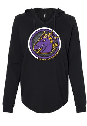 Spring PTO 2021 - Women's California Wave Wash Sweatshirt (Circle Design)