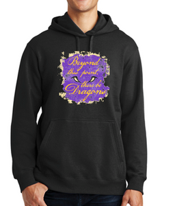 JCSD - Beyond This Point Unisex Hooded Sweatshirt
