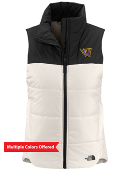 Fall PTO '20  - Ladies The North Face Vest (EMB)