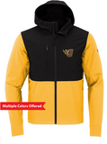 JCSD  - The North Face Castle Rock Hooded Soft Shell Jacket (EMB)