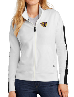 Spring PTO '20 - Ladies New Era Track Jacket (EMB)