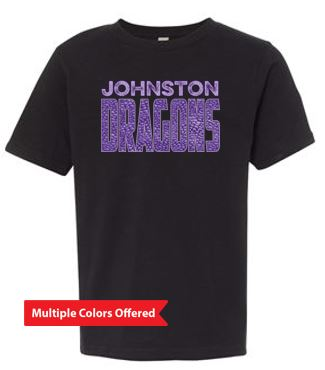 Fall PTO '20 - Youth 100% Cotton Tshirt (Dragon Scales)