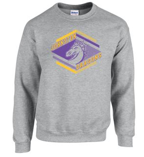 Spring PTO 2021 - Adult/Youth Crewneck Sweatshirt (Diamond Design)