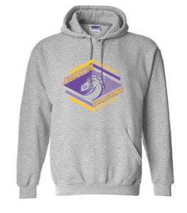 Spring PTO 2021 - Adult/Youth Hooded Pullover Sweatshirt (Diamond Design)