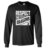 Winter PTO 19 - Youth/Adult 100% Cotton Long Sleeve in Multiple Colors (Respect Design)