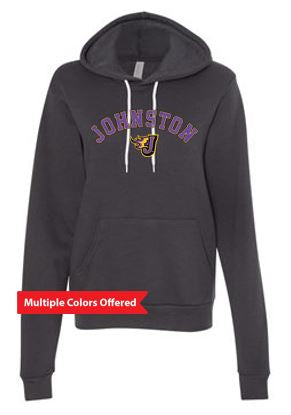 Johnston After Prom 2020 - Adult/Youth Fleece Hooded Sweatshirt