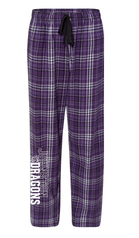 CLOSEOUT - Youth/Adult Flannel Pants with Pockets in Multiple Colors (Pant)