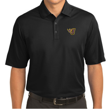 Winter PTO '20 - Adult/Unisex Black Nike Polo (EMB)