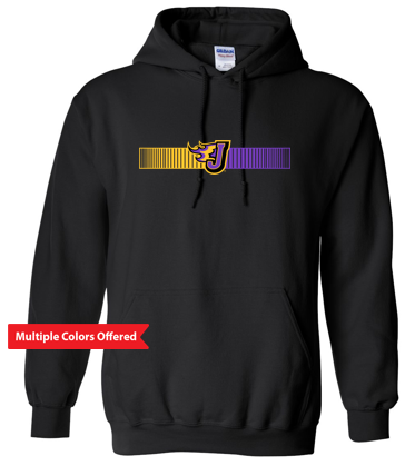 Fall PTO '20 - Youth/Adult Hooded Sweatshirt (Barcode)