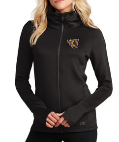 Summer PTO '20 - Ladies Modern Performance Full-Zip (EMB)